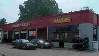 Midas Auto Svc Experts - Memphis, TN