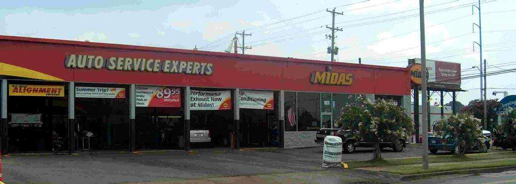Pictures for midas auto service experts in memphis tn 38117 for Best deal motors memphis tn