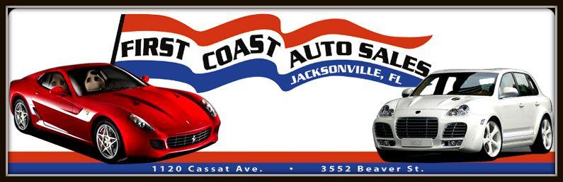 First Coast Auto Sales - Jacksonville FL 32205 : 904-783-8558