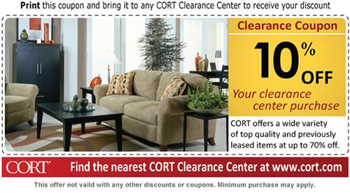 Cort coupon code