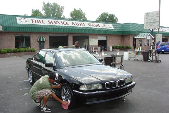 Full Service Car Wash Nashville