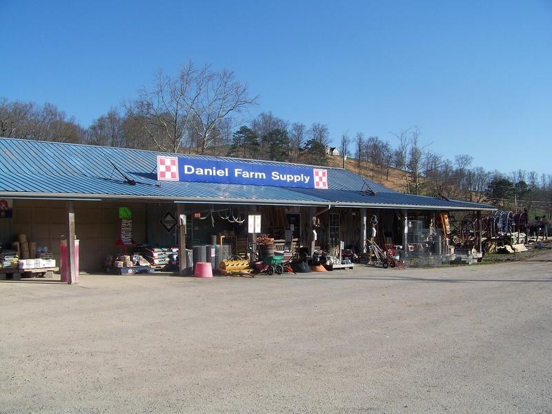 Daniel Farm Supply Equipment Sale Creek Tn 37373 423 332 4256