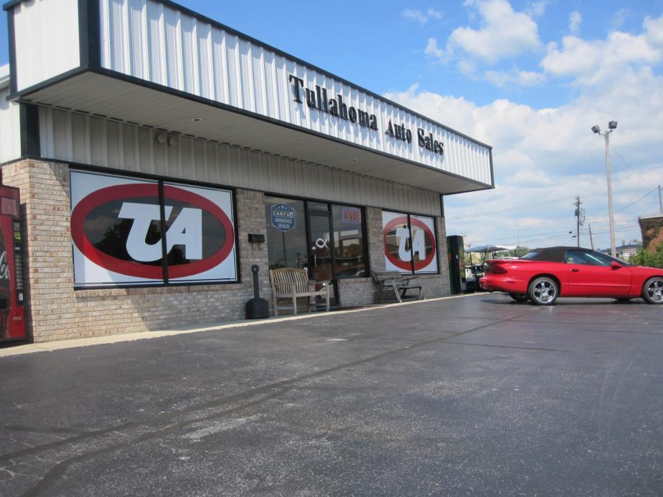 Tullahoma Auto Sales Tullahoma Tn 37388 931 455 2277