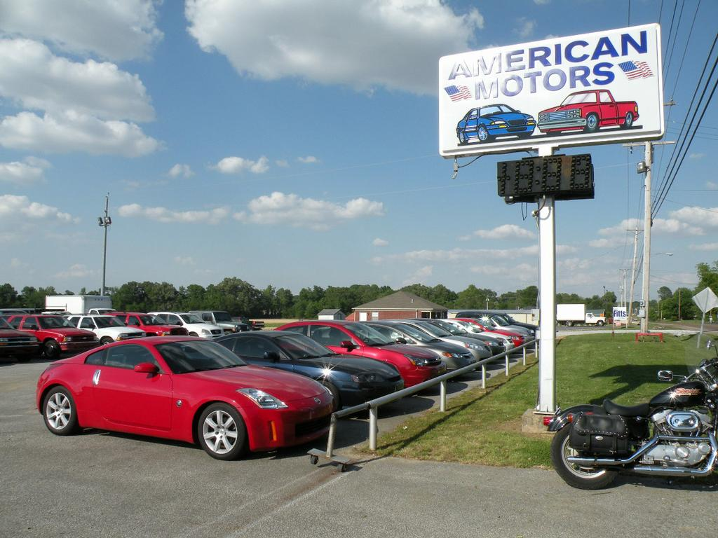 American Motors Brownsville Tn 38012 731 772 8110