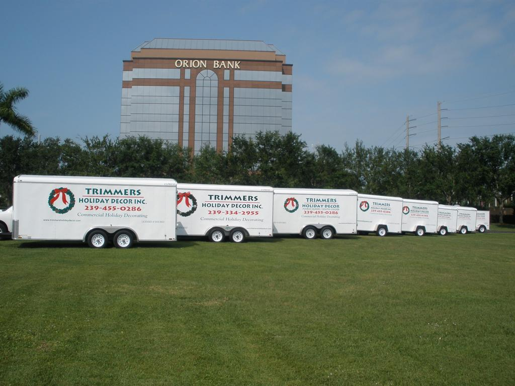 Trimmers Trucks And Trailers 005