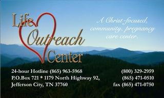 Life Outreach Ctr - Jefferson City, TN