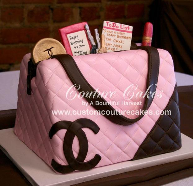 71220f60baeb Southern Blue Celebrations  Coco Chanel Cake