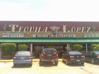 Tequila Lopez Mexican Restrnt - Houston, TX