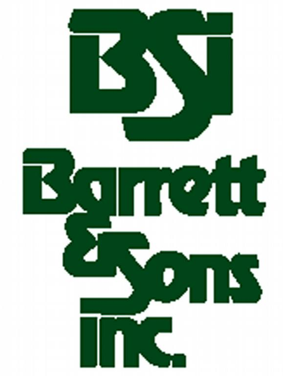 Barrett Amp Sons Inc Schertz Tx 78154 210 659 5801