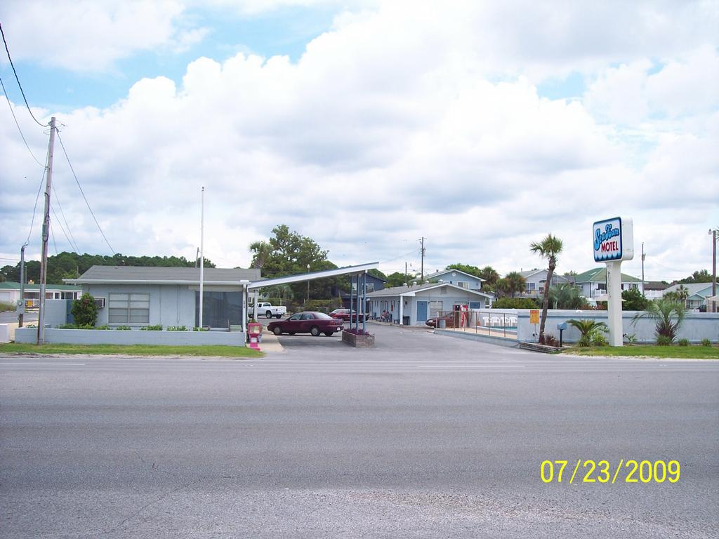Sea Foam Motel Panama City Beach Florida