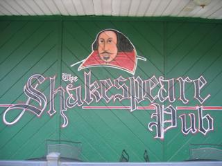 Shakespeare Pub - Houston, TX
