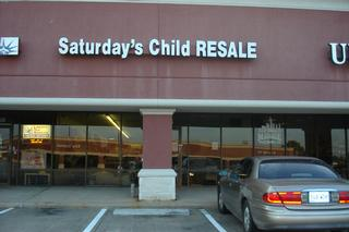 Saturday's Child Resale Shop - Katy, TX