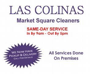 Las Colinas Mkt Square Clnrs - Irving, TX