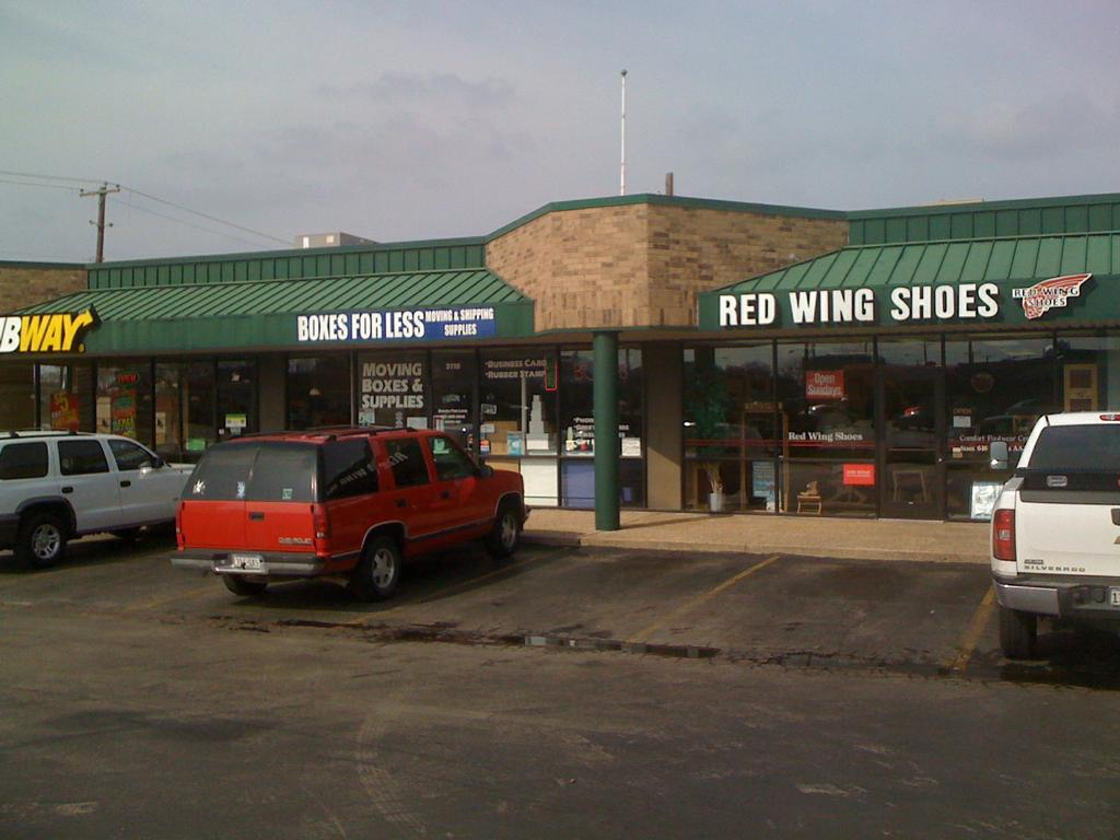 Shoe Store Arlington Tx