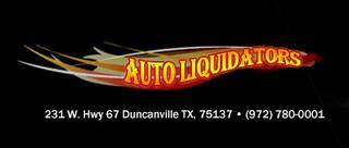 auto liquidators inc duncanville tx 75137 972 692 9603. Black Bedroom Furniture Sets. Home Design Ideas