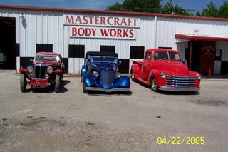 Mastercraft Body Works - Homestead Business Directory