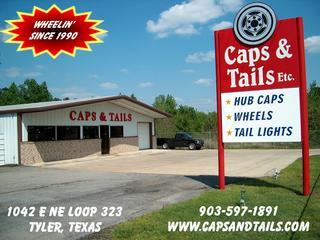 Caps & Tails Etc - Tyler, TX
