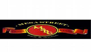 Mesa Street Grill - El Paso, TX