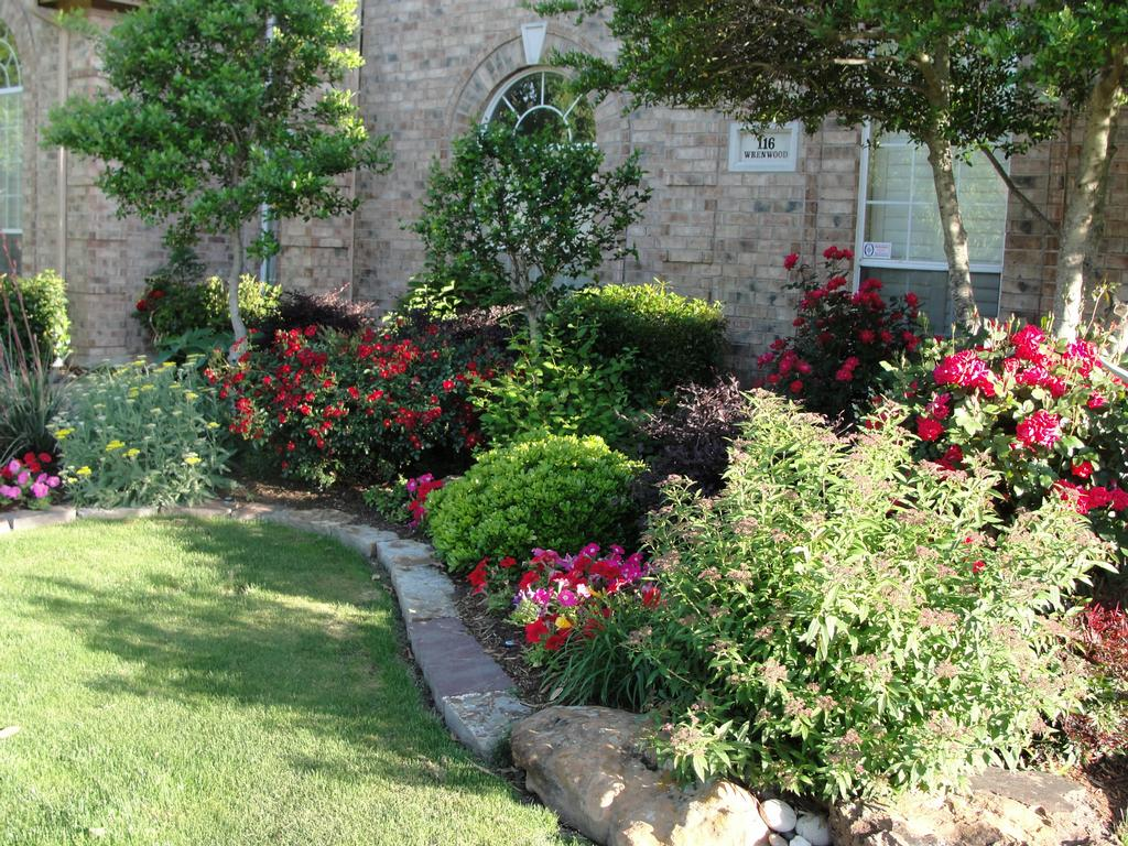 Landscaping Flower Garden Plans Zone 6 Must See