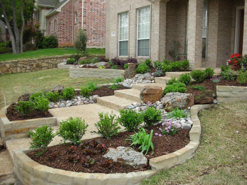 Garden Design Ideas For Acreage : Landscape april by grow it land designs garden center