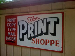 The Print Shoppe - Austin, TX