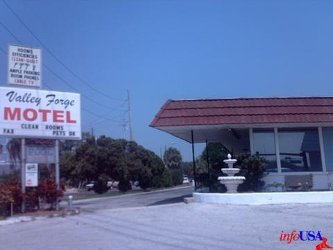 Valley Forge Motel Inc Saint Petersburg Fl 33710 727