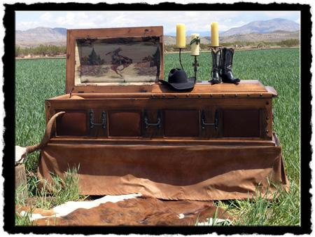 List of Synonyms and Antonyms of the Word: Cowboy Caskets