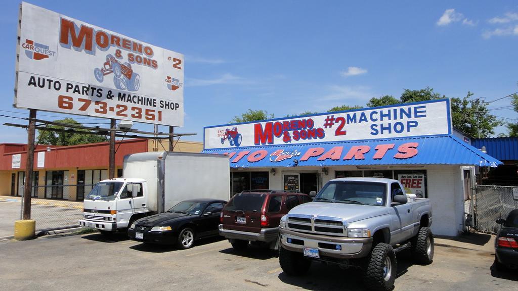 automotive machine shop houston