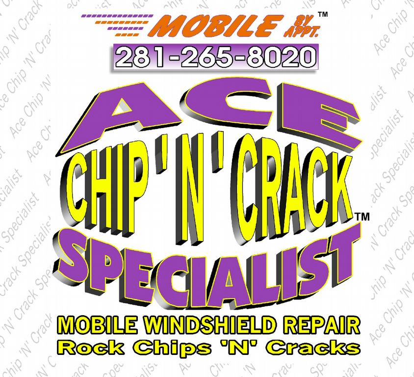 Safelite Quote: ACE CHIP 'N' CRACK SPECIALIST MOBILE WINDSHIELD REPAIR