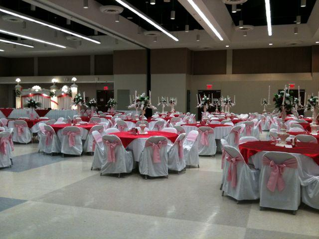 Red And Grey Wedding Decorations Image collections - Wedding ...