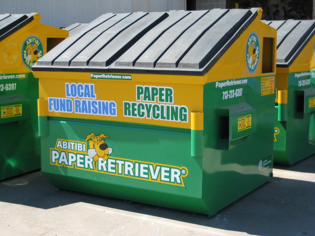 The Paper Depot Paper Recycling