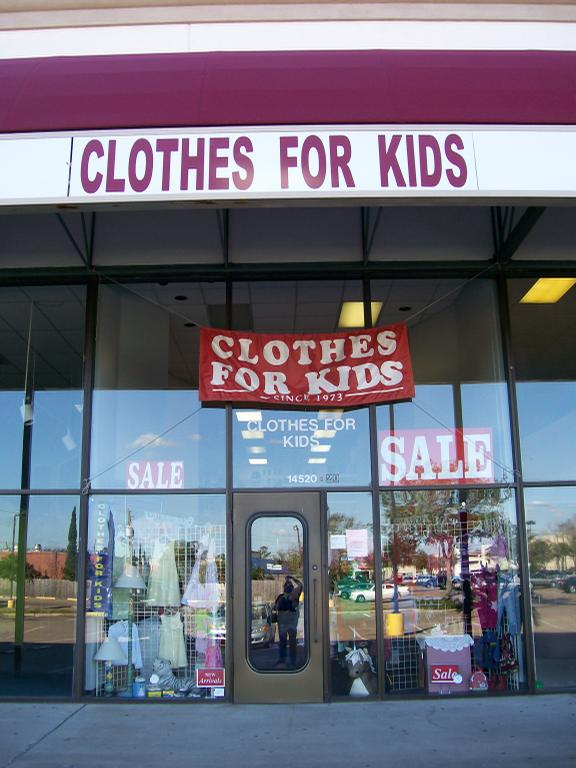 Baby Clothes Resale Houston