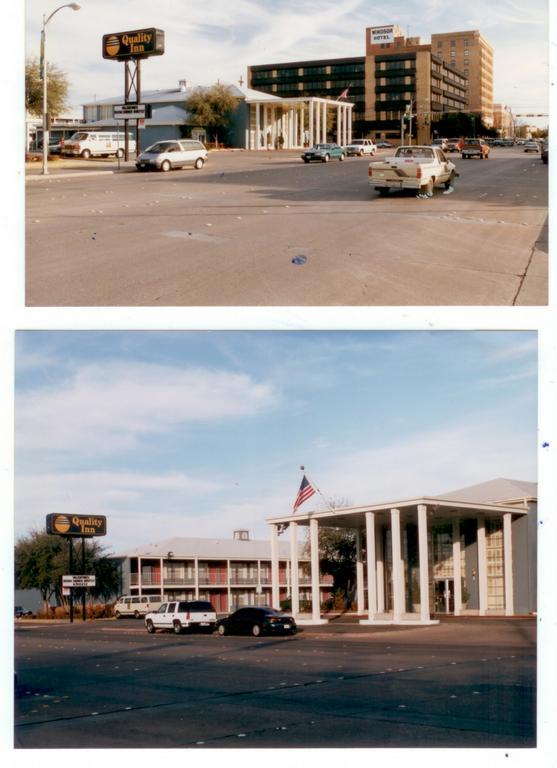 Civic Plaza Hotel Abilene Tx