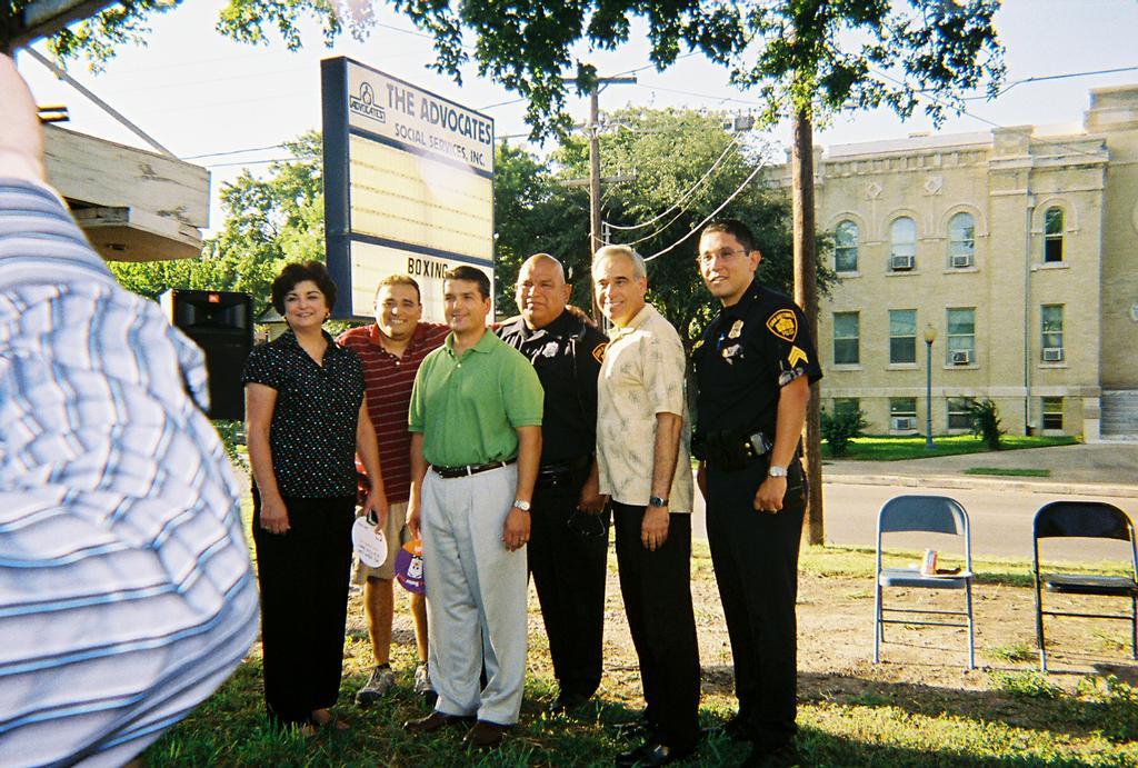 The Advocate Social Services Inc San Antonio Tx 78207
