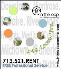 In the Loop Properties - Houston, TX