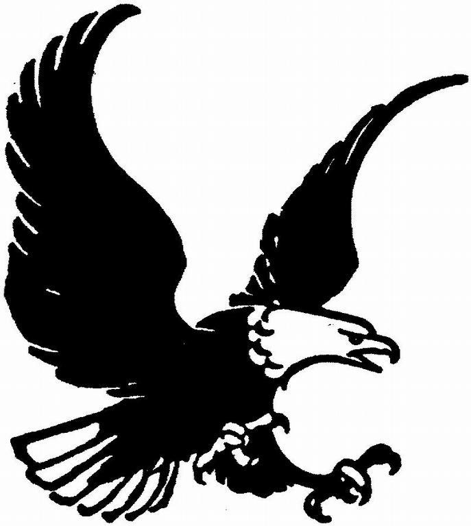 Go Back Gallery For White Eagle Logo