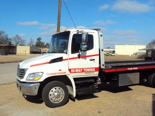 Hi-Way Towing - Tyler, TX