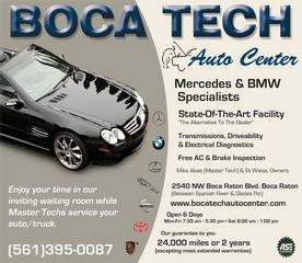 Boca Tech Auto Ctr - Homestead Business Directory