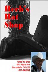 Herb's Hat Shop - San Antonio, TX