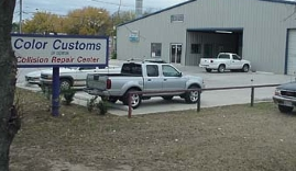 Auto Repair Denton on Color Customs Of Denton  Denton Tx 76205