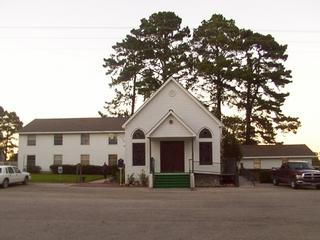Thee Evergreen Church - Coldspring, TX