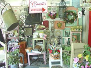 Houston Shabby Style Cottage Chic Home Decor Spring TX