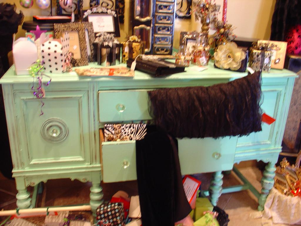 Antique Painted Furniture Servers, Houston, Spring, TX By Camilleu0027s