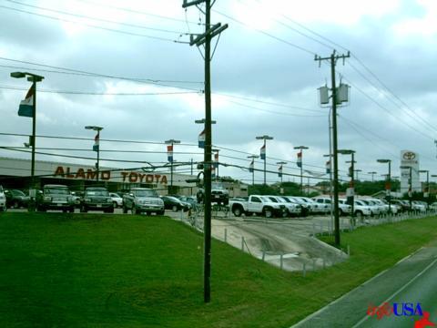 Alamo Toyota San Antonio TX 210 657 6100