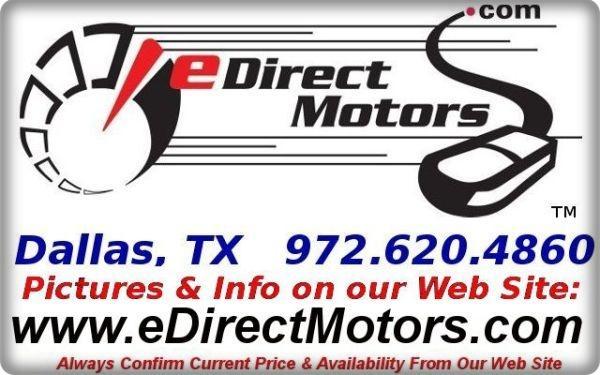 Edirect Motors Dallas Tx 75229 972 620 4860 Used Car