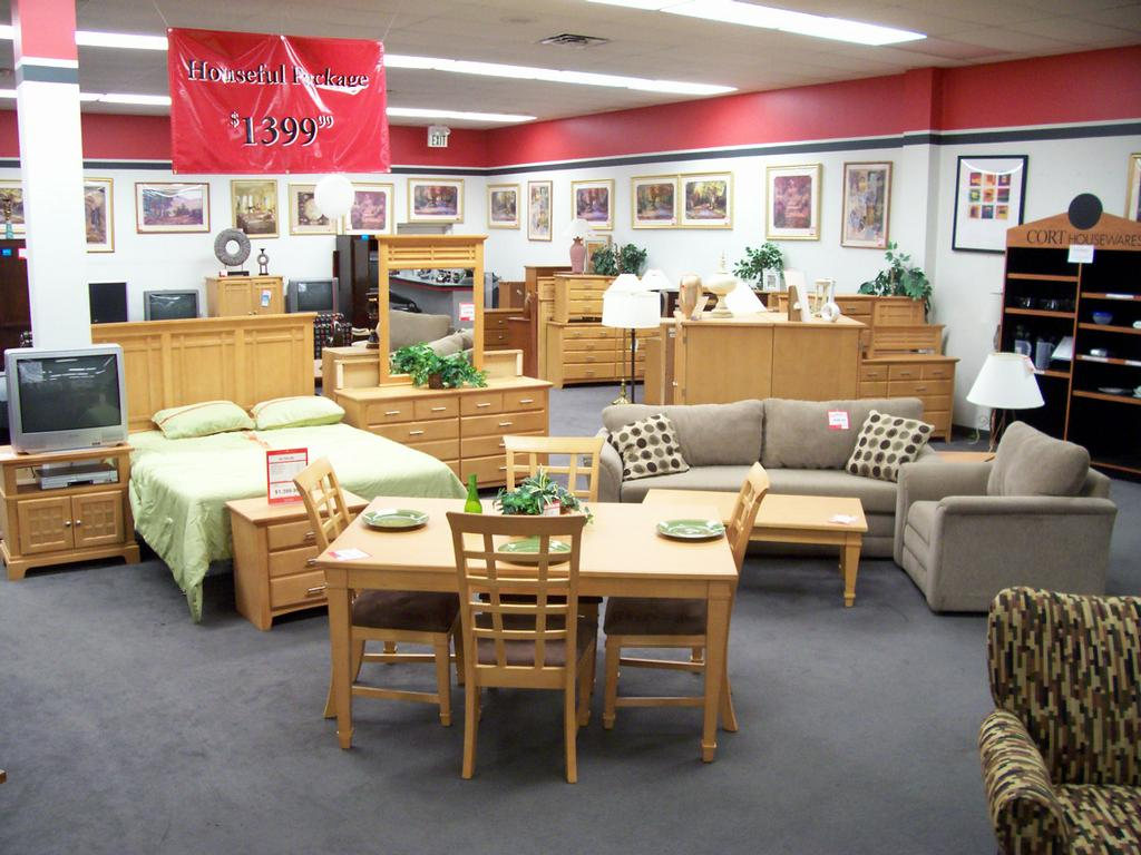 Pictures for cort clearance center in san antonio tx 78229 for Cort furniture clearance center