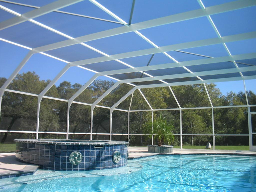 Pool Enclosure Screen 36 Jpg From Sun Fun Enclosures In
