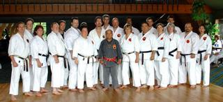 Okinawan Karate Club Of Dallas