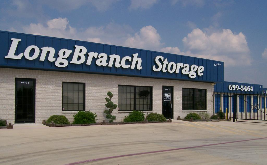 Long Branch Storage Killeen Texas