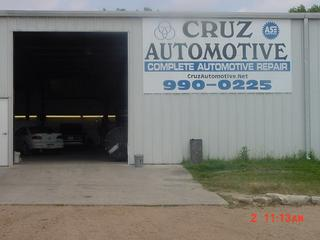 Cruz Automotive - Pflugerville, TX